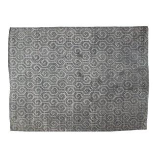 Leon Banilivi Gray Modern Style Rug - 9′ × 12′