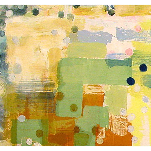 Molly Herman is an abstract painter currently living and working in Greenpoint, Brooklyn. She is most interested in...