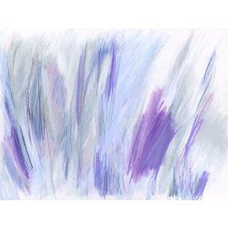 """Crystal Garden"" Unframed Print For Sale"