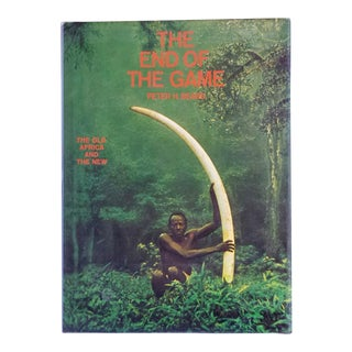 Peter Beard's the End of the Game Book For Sale