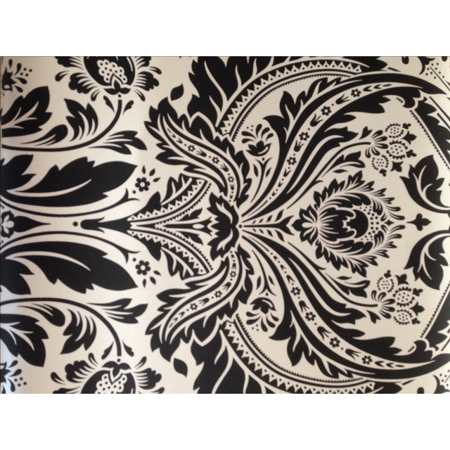 Black and Pearl Graham and Brown Wallpaper - Image 1 of 4