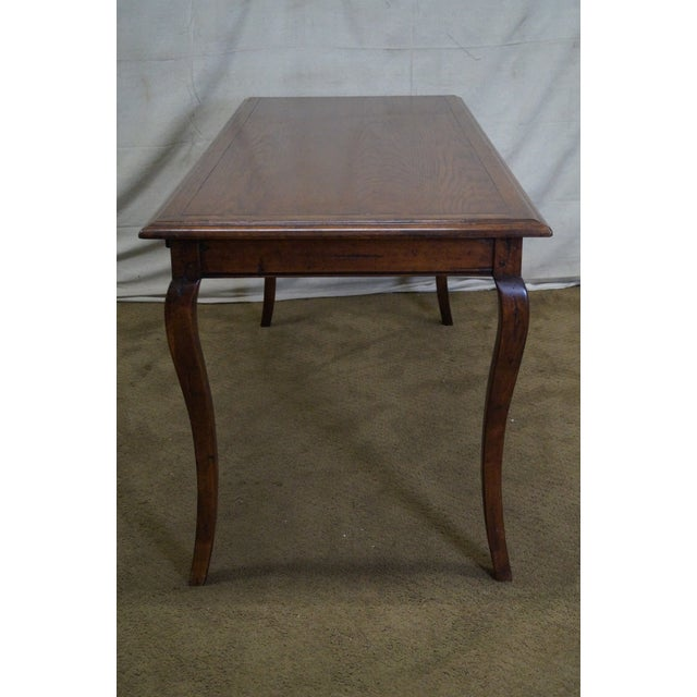 Guy Chaddock French Country Style Writing Desk - Image 3 of 10