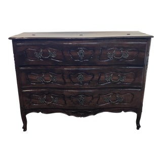 French Provincial Commode Secretary For Sale