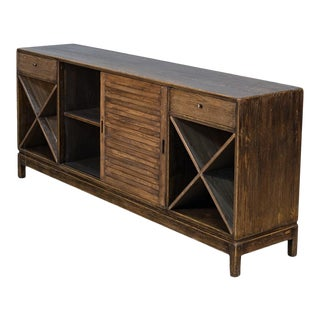 Wine Bar Sideboard For Sale