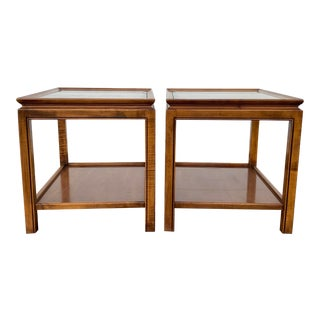 Brandt Side Tables- a Pair For Sale