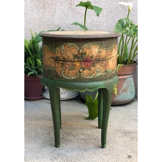 20th Century Italian Handpainted Small Table Preview
