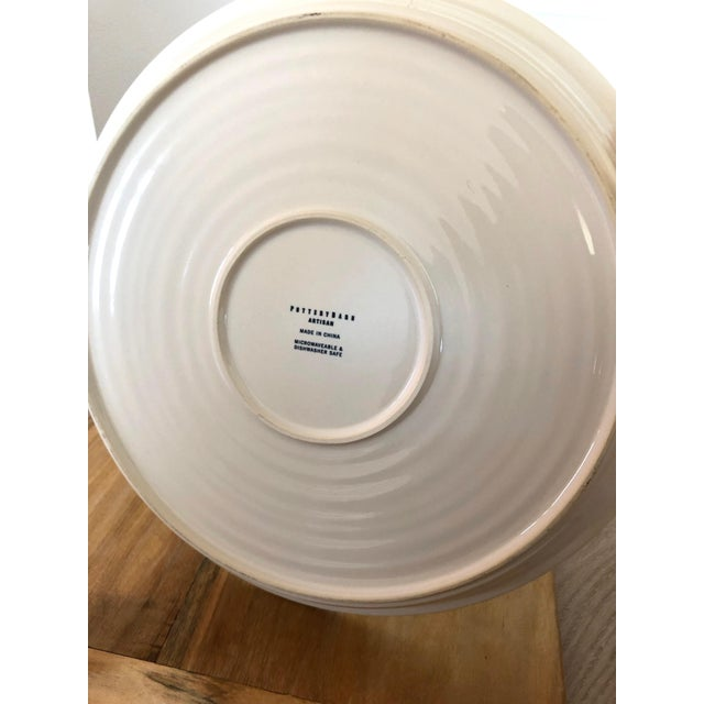 Large Pottery Barn Platter For Sale In Los Angeles - Image 6 of 8