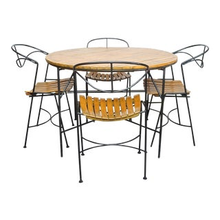Arthur Unamoff 5 Piece Dining Set