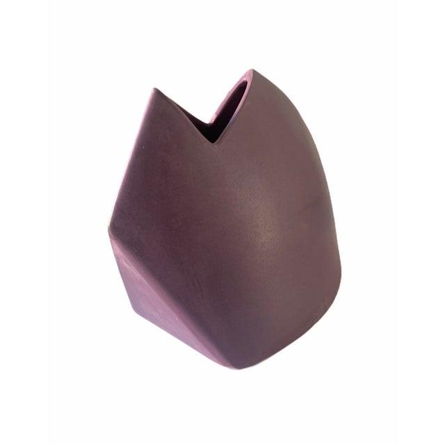 J. Johnston Modernist Vase For Sale - Image 10 of 10