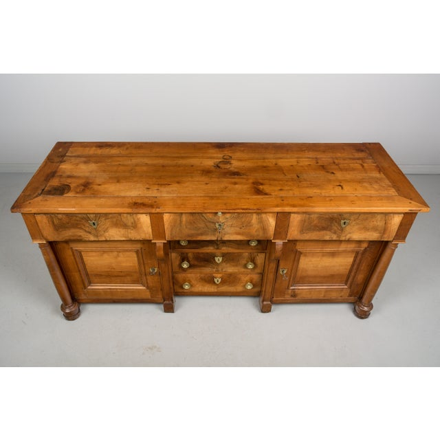 Early 19th Century French Empire Media Console For Sale - Image 10 of 11