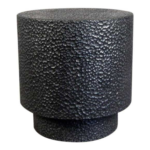 Drum Stool by John Eric Byers For Sale