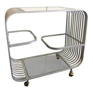 Shaver Howard Att. Bar Cart For Sale