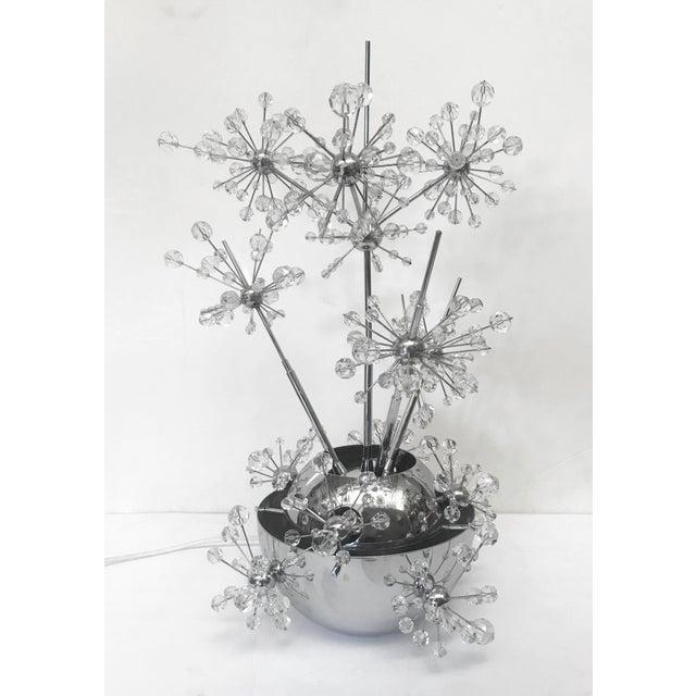 Mid-Century Modern Dandelion Table Lamp by Emil Stejnar For Sale - Image 3 of 10