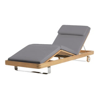 Harbor Adjustable Chaise in Moonlit Orchid For Sale