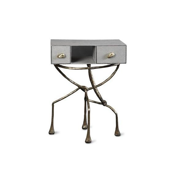 Contemporary Christine Rouviere Small Pandora Cabinet For Sale - Image 3 of 3