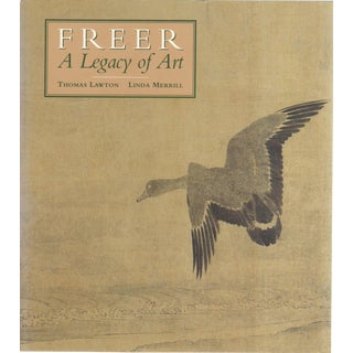 """1993 """"Freer, a Legacy of Art"""" Coffee Table Book For Sale"""