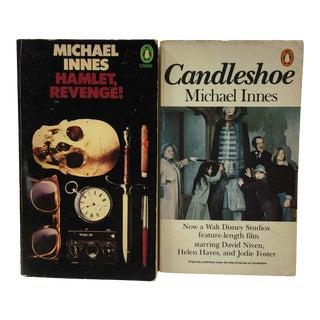 Michael Innes, Penguin Crime Books - Pair