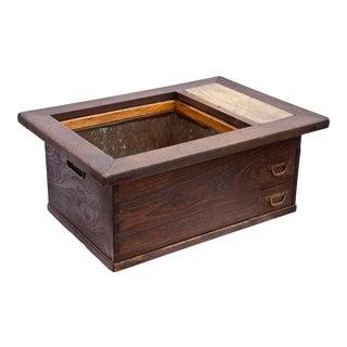 Japanese Bonsai Planter Box For Sale