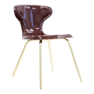 Egmont Arens, Fiberglass Chair, C. 1950 - 1959 For Sale