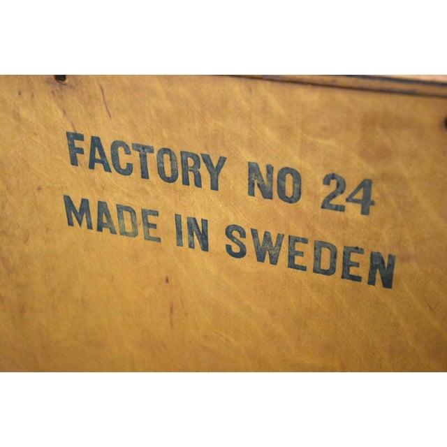 Edmond Spence Swedish Modern Dresser Credenza For Sale - Image 11 of 12
