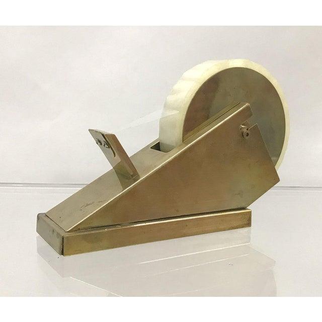 Mid-Century Modern Mid-20th Century Modernist Tape Dispenser For Sale - Image 3 of 9