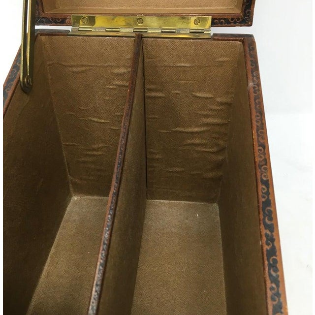 Wood Book Box For Sale - Image 7 of 10