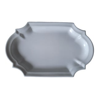 Williams Sonoma Italian Ironstone Platter For Sale