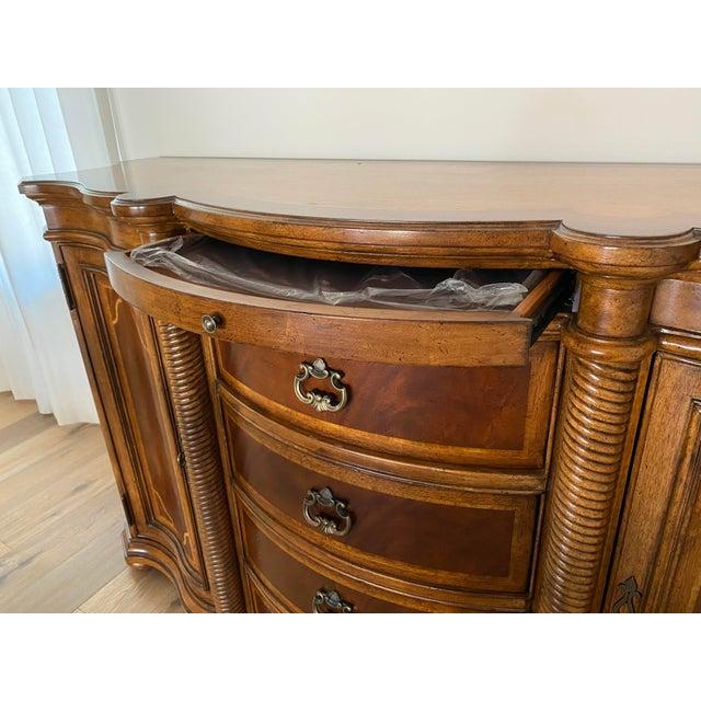 Drexel Heritage Drexel Heritage Palladio Buffet/Credenza For Sale - Image 4 of 9