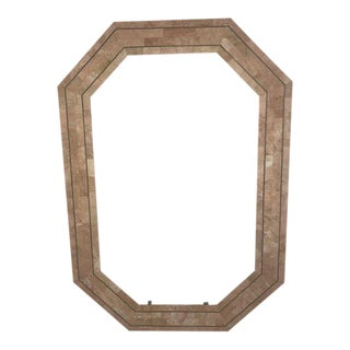 Robert Marcius Casa Bique Marble Mirror Frame