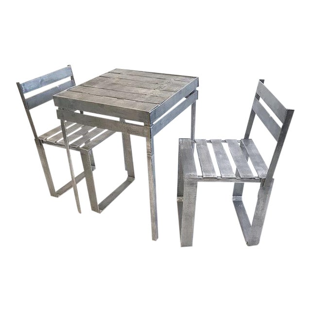 Ortofrutta Table and Chairs by Andrea Salvetti For Sale
