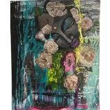 Image of Abstract Expressionist Reiki Buddha Vickiwillisart For Sale