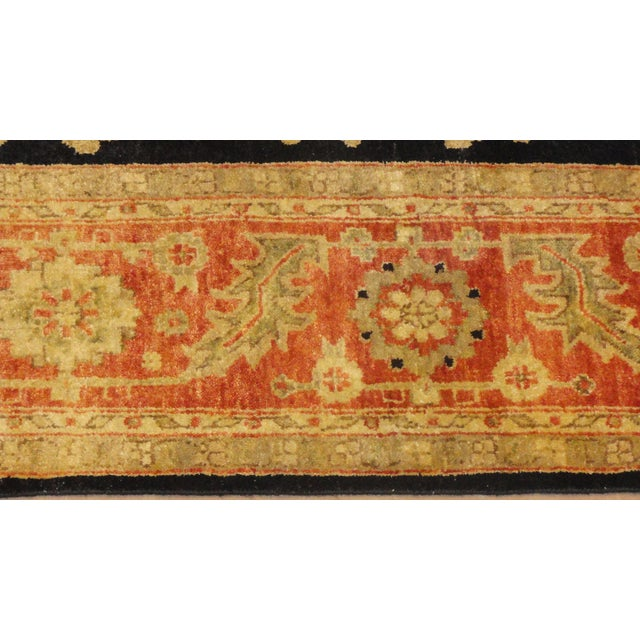 "Wool Pile Indian Bakhshayesh Rug - 12'3"" x 9'3"" - Image 3 of 3"