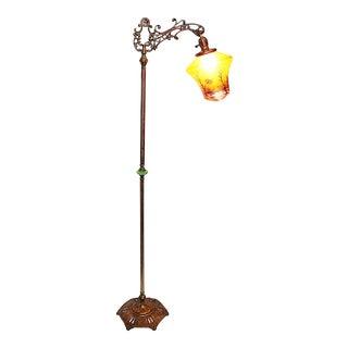 1920s Art Deco Floor Lamp