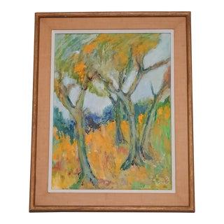 Sarah Lacob Landscape Painting For Sale