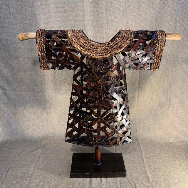 Palecek Kimono Figurine on Stand For Sale - Image 9 of 13