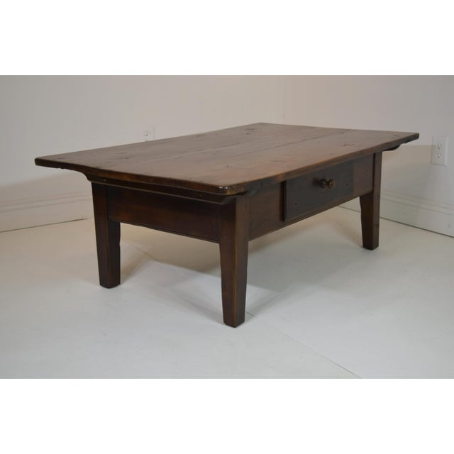 Country French Coffee Table Chairish