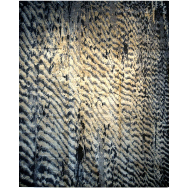 "Contemporary ""Dunes"" Rug by Emma Gardner For Sale - Image 3 of 3"