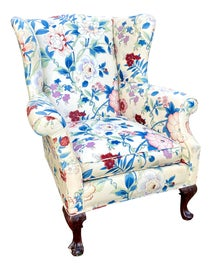 Image of Newly Made English Traditional Accent Chairs