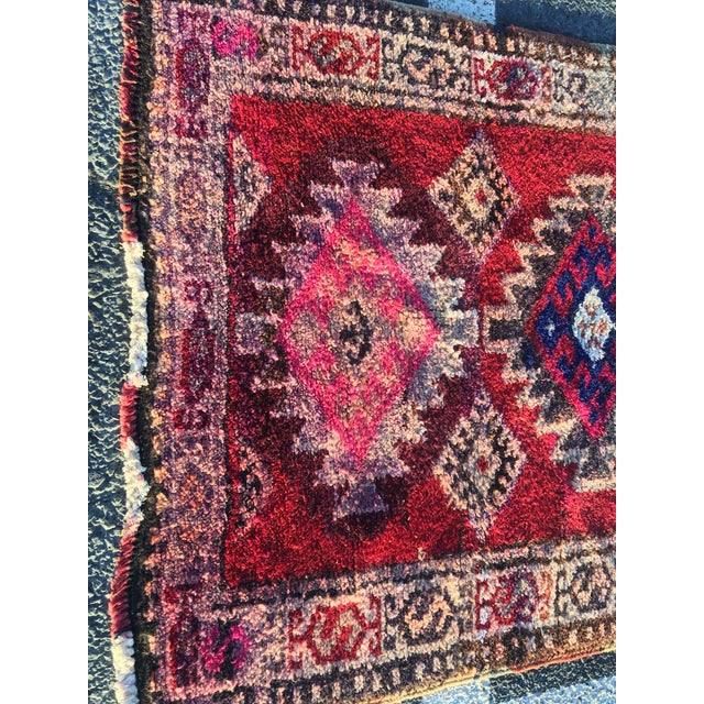"Vintage Turkish Oushak Runner - 3' x 9'2"" - Image 3 of 11"
