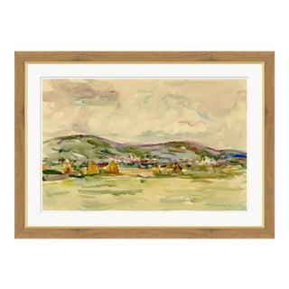 Russian Landscape II Art Print For Sale