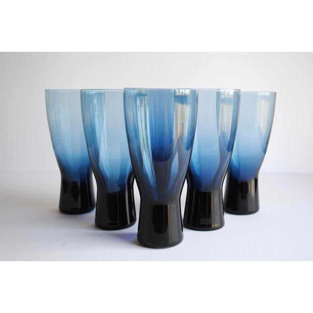 Mid-Century Highball Glasses - Set of 6 - Image 3 of 4