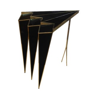 Susan Side Table by MarGian Studio For Sale