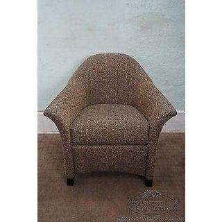 Thomasville Casa Bique Leopard Print Club Lounge Chair Preview