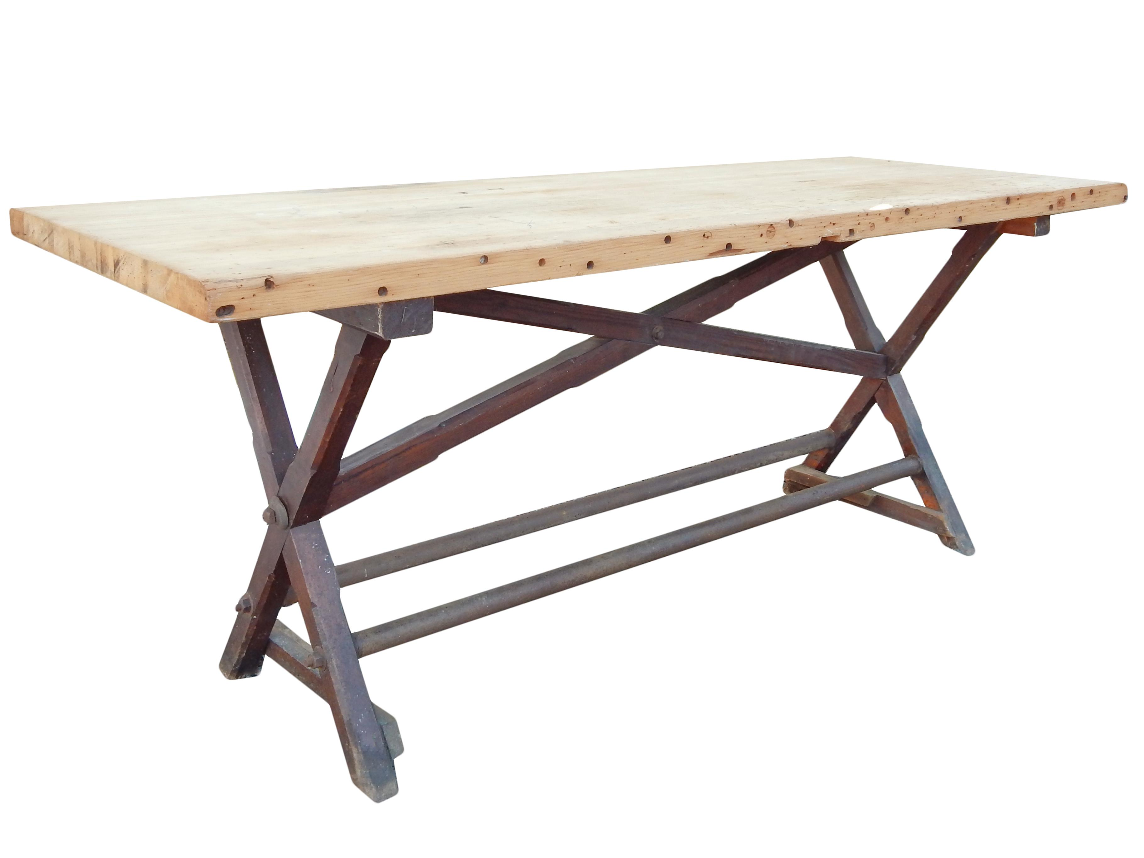 world-class tall work table | decaso