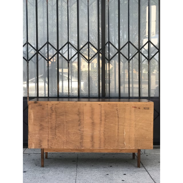 Distinctive Furniture Credenza by Stanley For Sale - Image 12 of 13