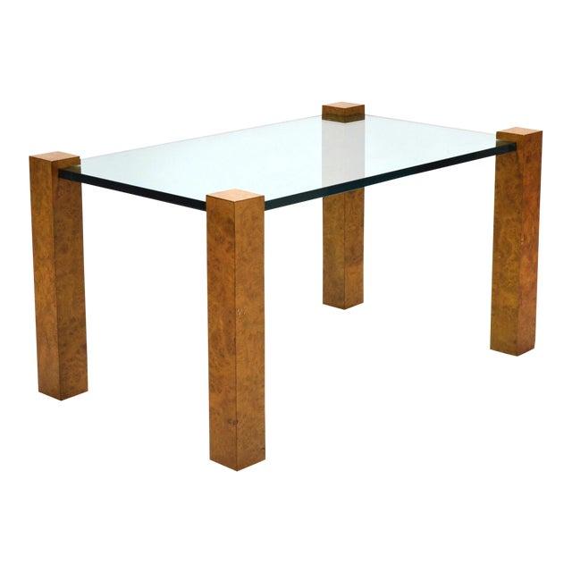 Harvey Probber Cube Leg Table For Sale
