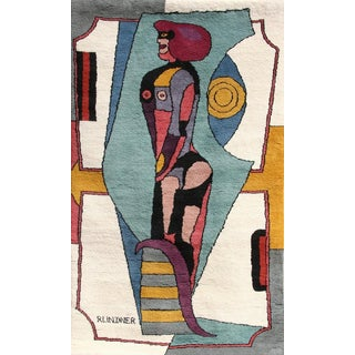 Richard Lindner, Earth Mother, ca. 1970 For Sale
