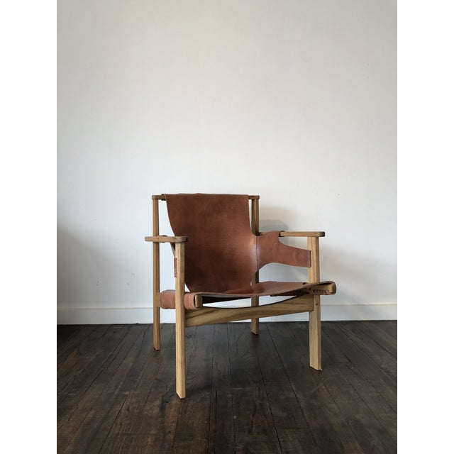 1957 Carl-Axel Acking Trienna Chair For Sale In Houston - Image 6 of 6