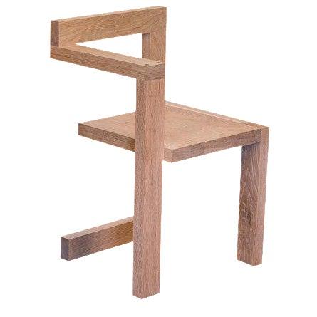 Modern Tan Steltman Chair For Sale