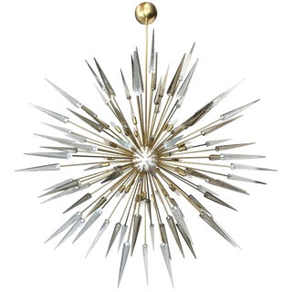 Sole Sputnik Chandeliers by Fabio Ltd (2 Available) For Sale